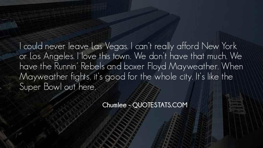 Quotes About The Super Bowl #412138
