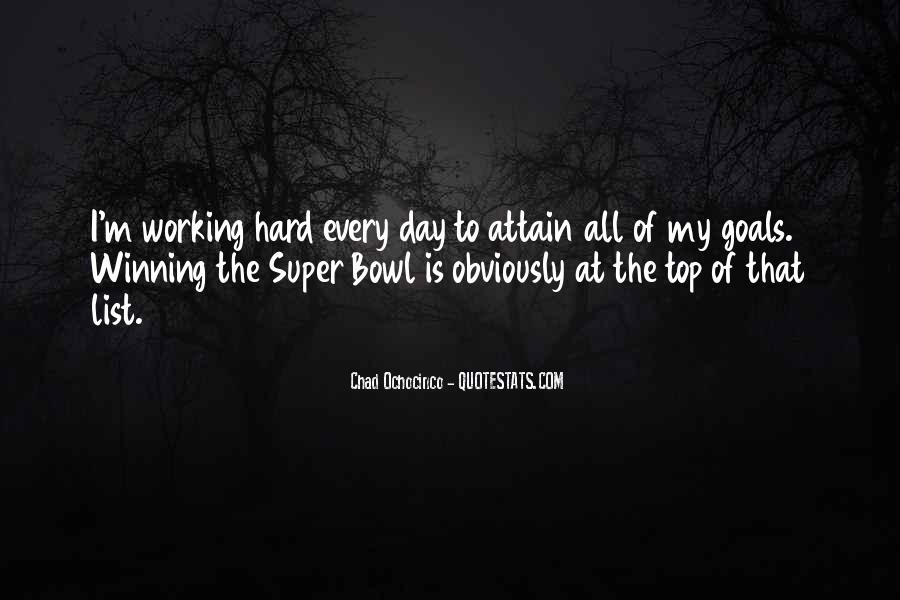 Quotes About The Super Bowl #622200