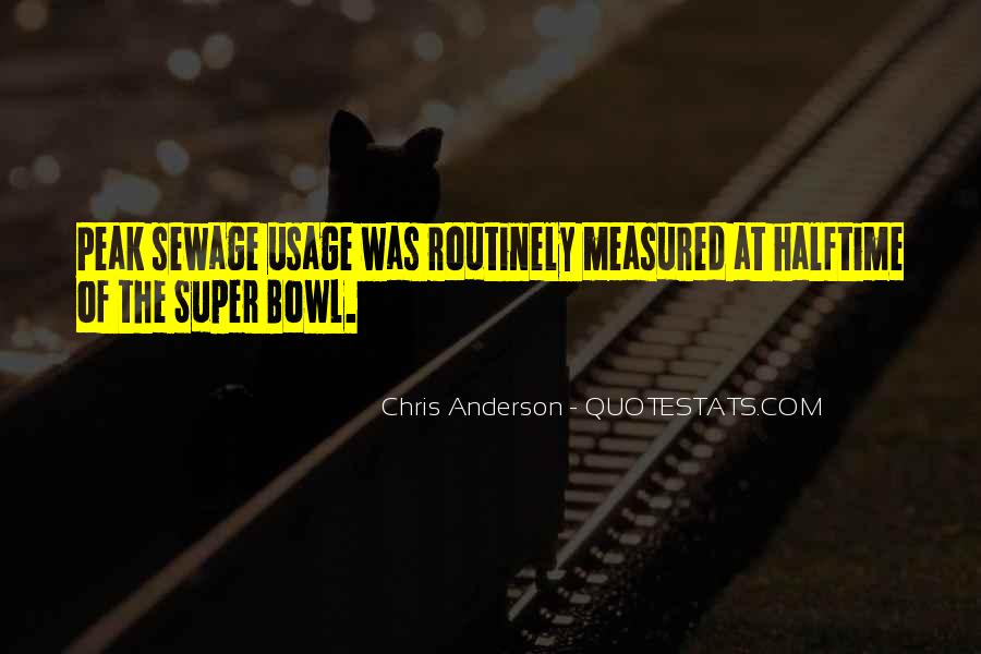 Quotes About The Super Bowl #766469