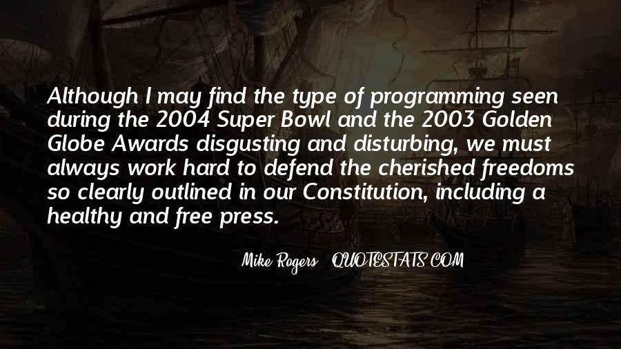 Quotes About The Super Bowl #799942