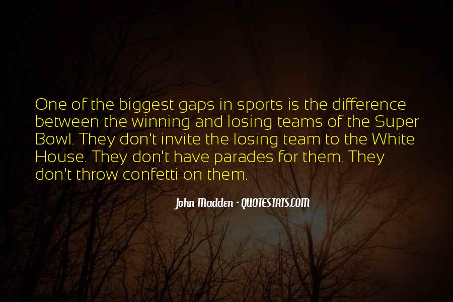 Quotes About The Super Bowl #812877