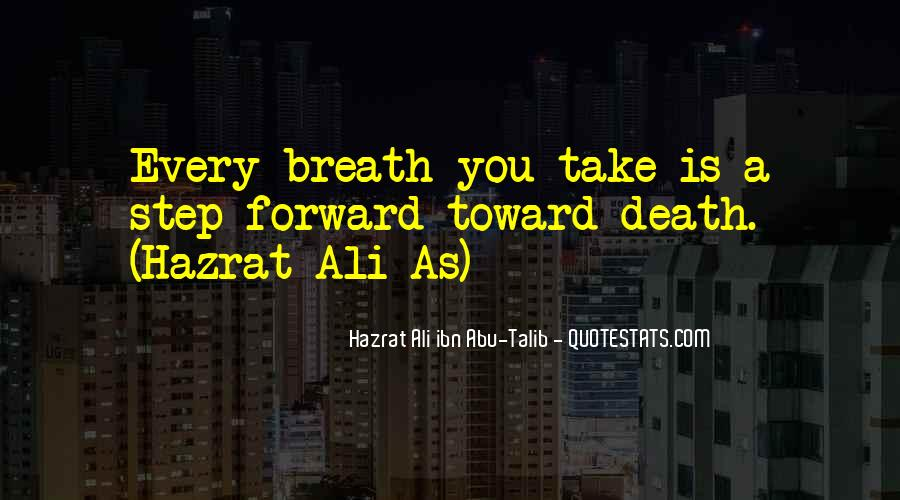 Best Step Forward Quotes #194368