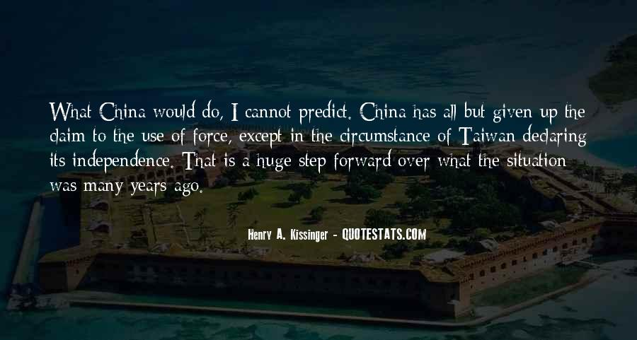 Best Step Forward Quotes #197617