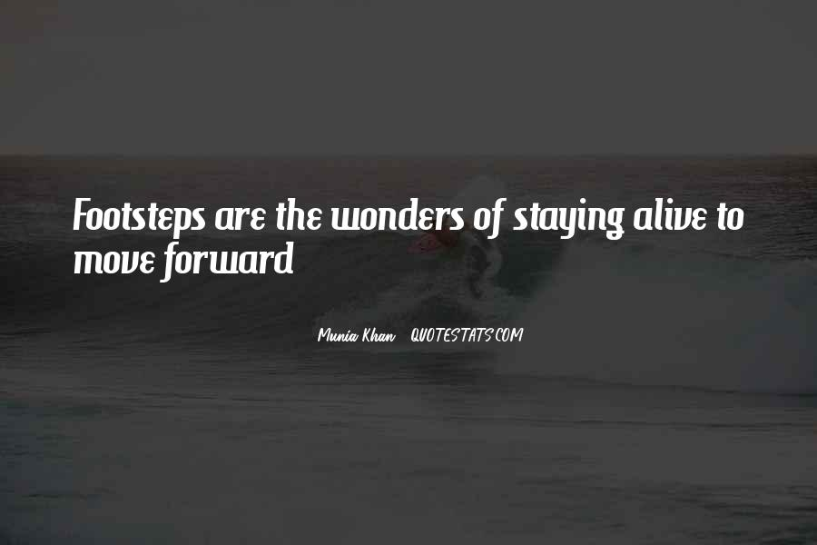 Best Step Forward Quotes #64757