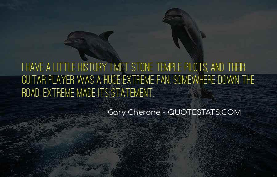 Best Stone Temple Pilots Quotes #1048706