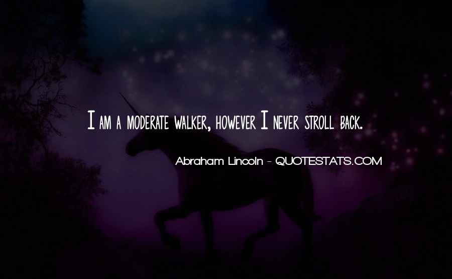 Best Stroll Quotes #1483550