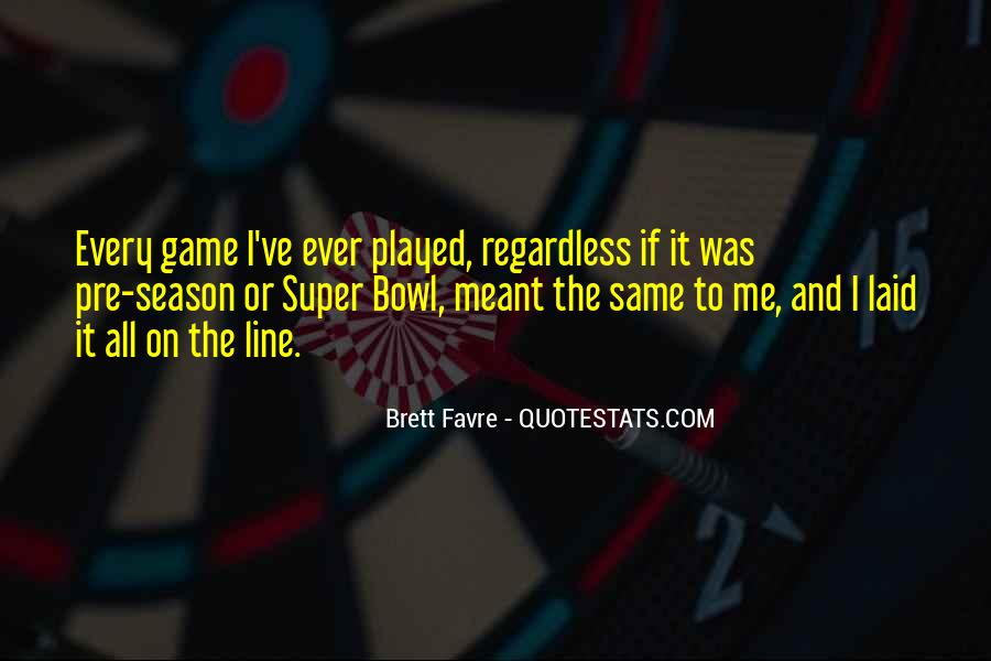 Best Super Bowl Quotes #155352