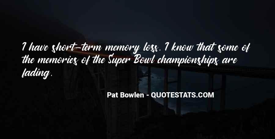 Best Super Bowl Quotes #34453