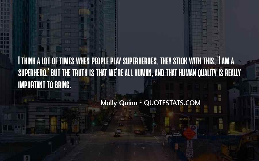 Best Superhero Quotes #101870