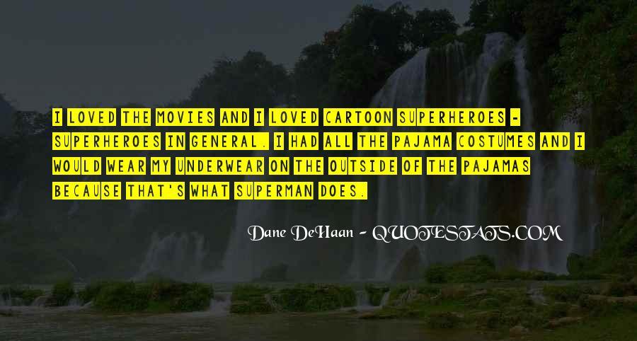 Best Superhero Quotes #101973