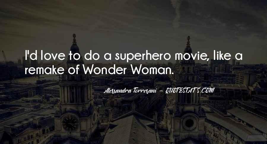 Best Superhero Quotes #109612