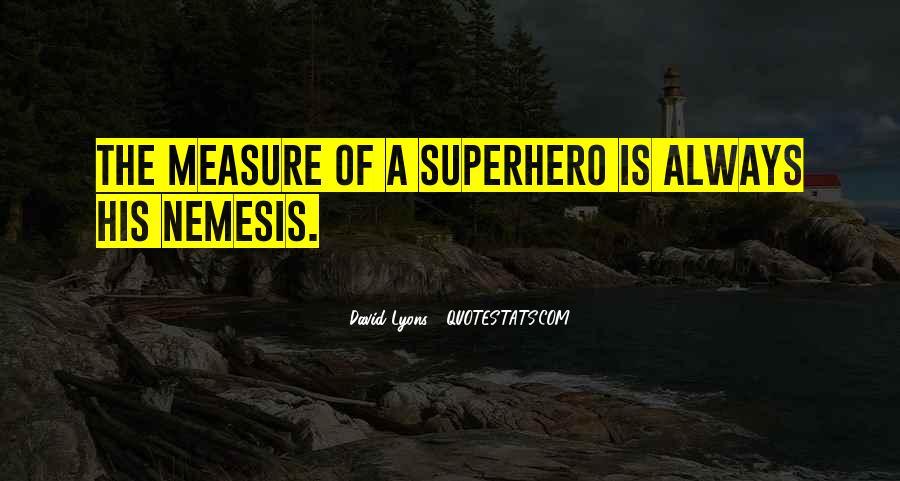 Best Superhero Quotes #20497
