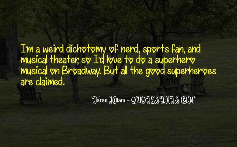 Best Superhero Quotes #23041
