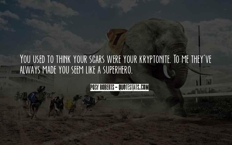 Best Superhero Quotes #31920