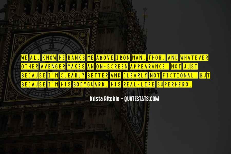 Best Superhero Quotes #42421