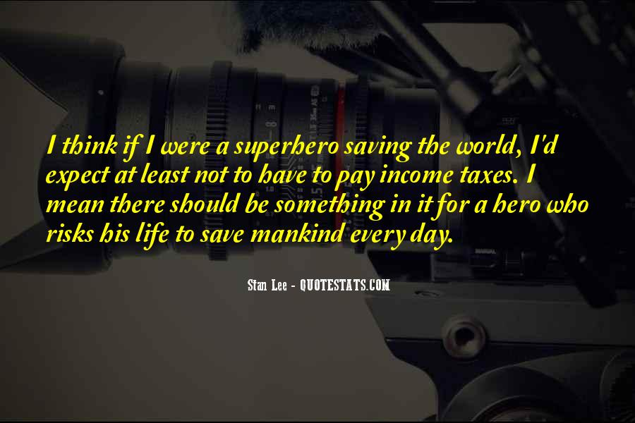 Best Superhero Quotes #45169