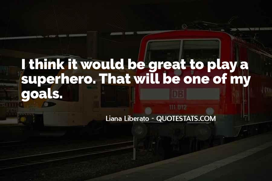 Best Superhero Quotes #62246