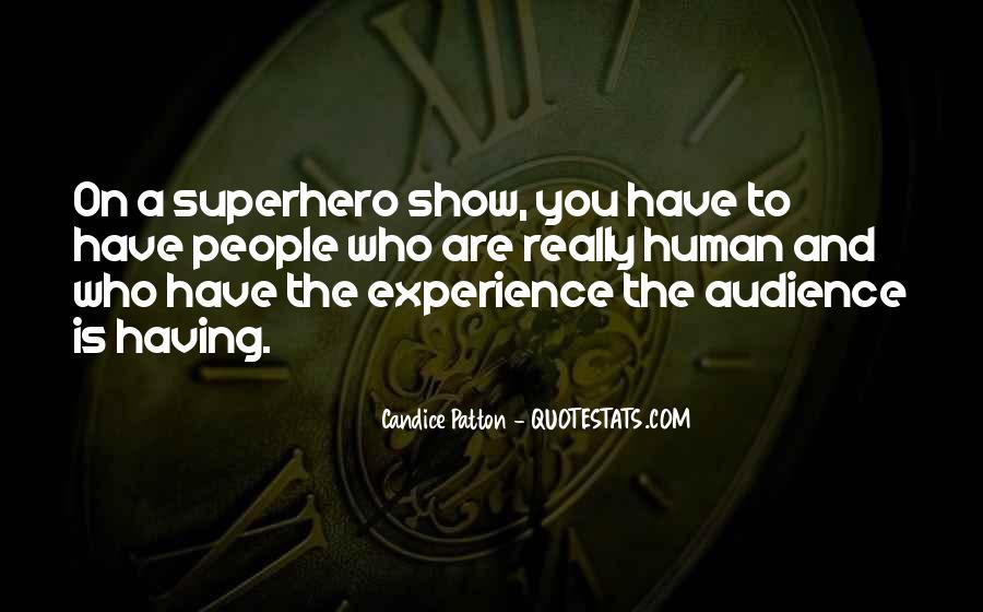 Best Superhero Quotes #77650