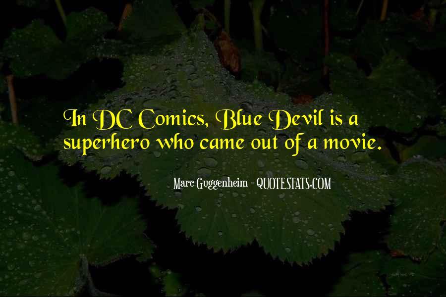 Best Superhero Quotes #90561