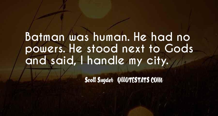 Best Superhero Quotes #99046