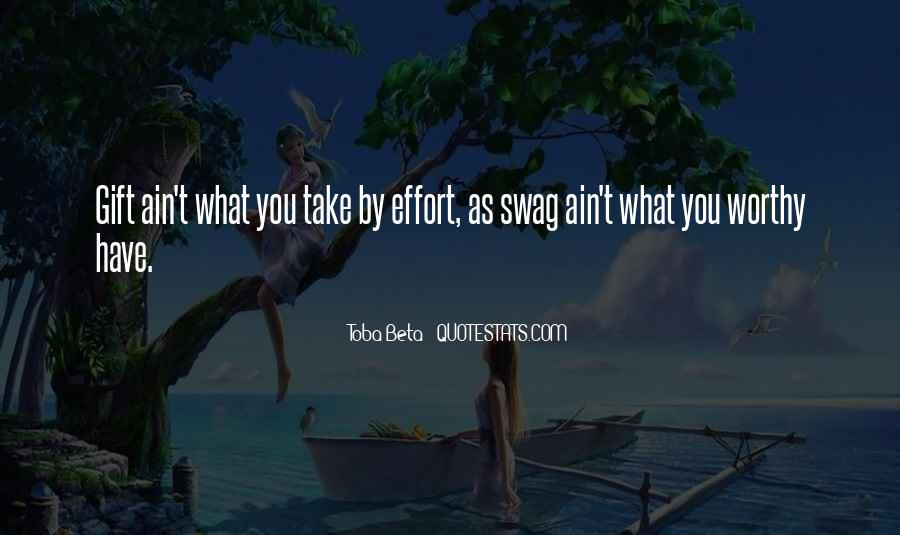 Best Swag Quotes #1159449