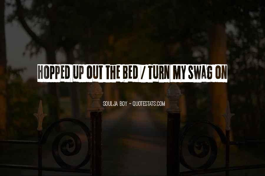 Best Swag Quotes #233097