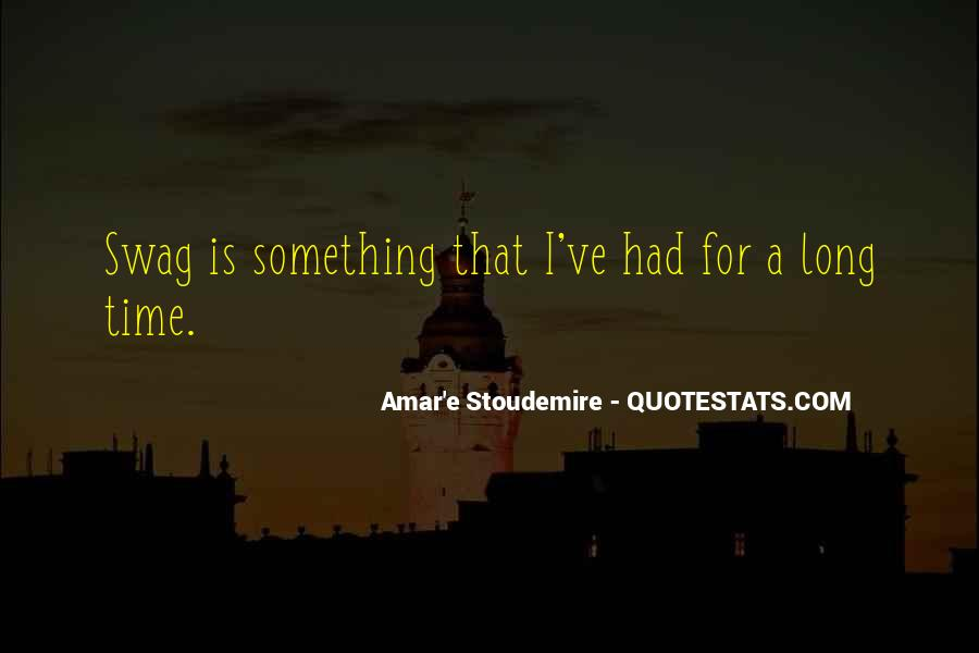 Best Swag Quotes #278164