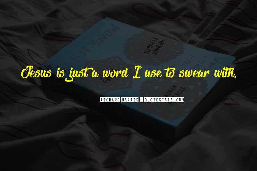 Best Swear Word Quotes #1243007