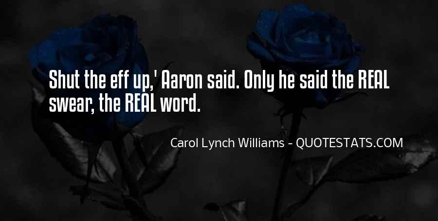 Best Swear Word Quotes #1666812