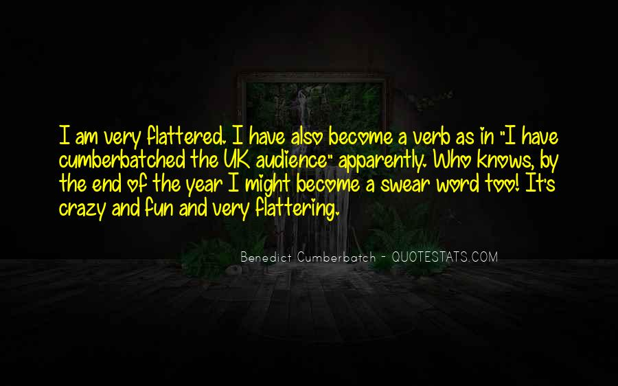 Best Swear Word Quotes #1739219