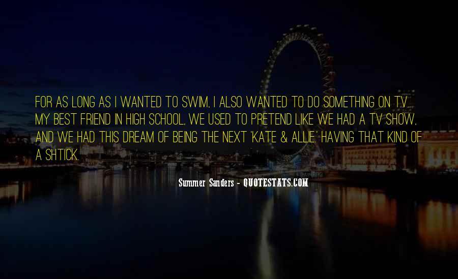 Best Swim Quotes #1145797