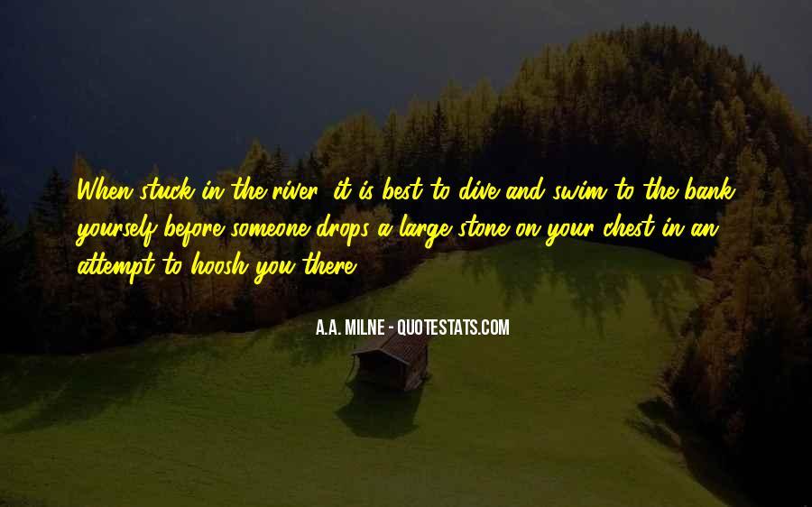 Best Swim Quotes #1156317