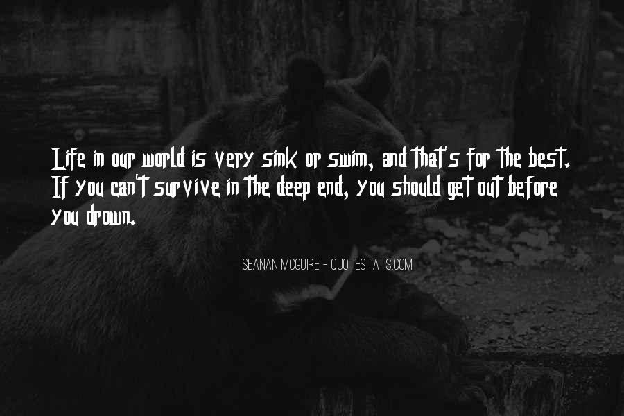 Best Swim Quotes #1214918