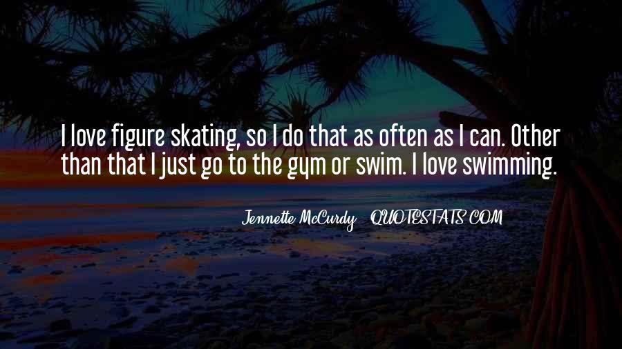 Best Swim Quotes #12818