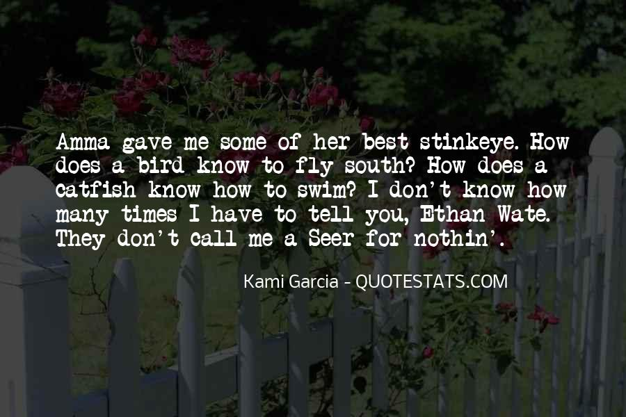 Best Swim Quotes #1293444