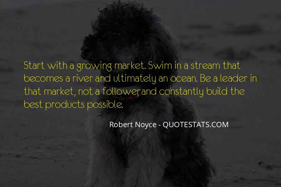 Best Swim Quotes #158553