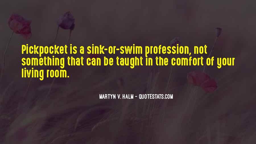 Best Swim Quotes #24857