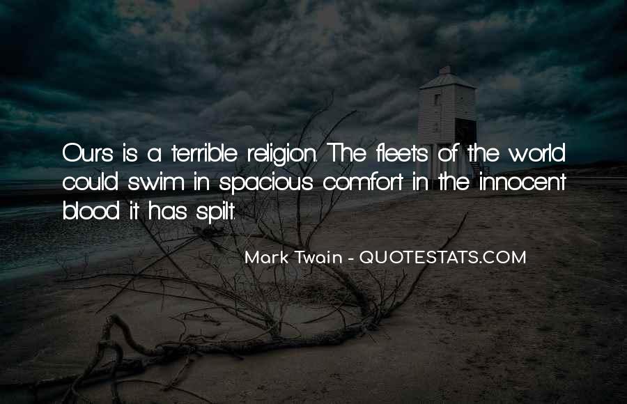 Best Swim Quotes #55198