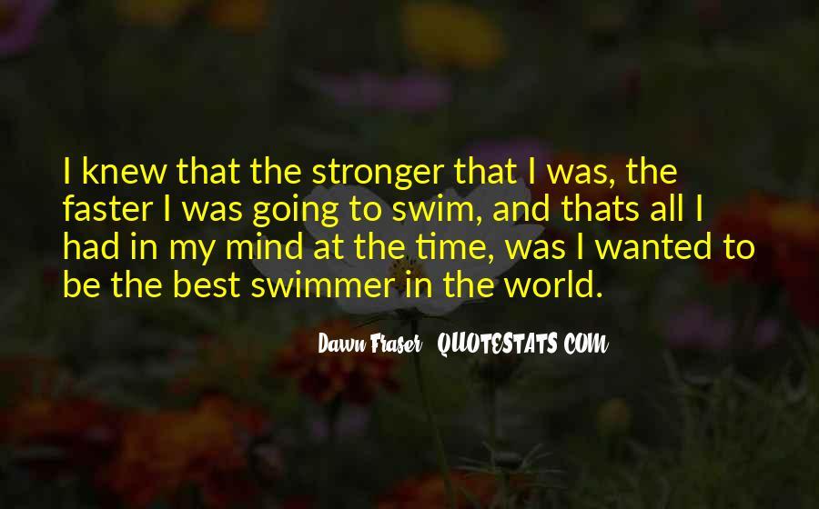 Best Swim Quotes #737025