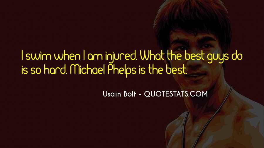 Best Swim Quotes #787611