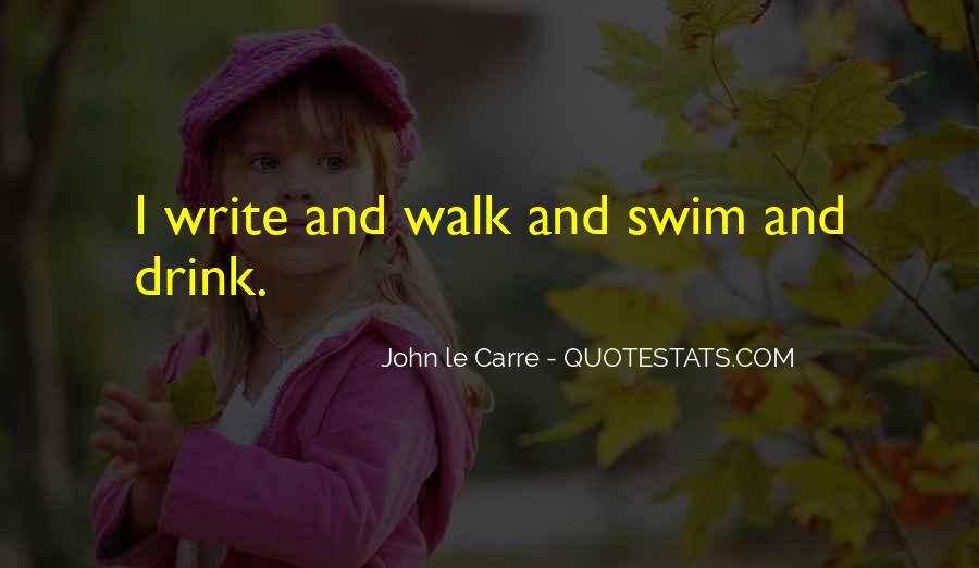 Best Swim Quotes #83087