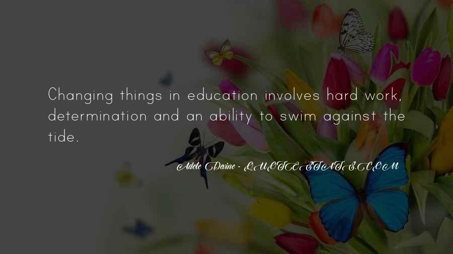 Best Swim Quotes #86864