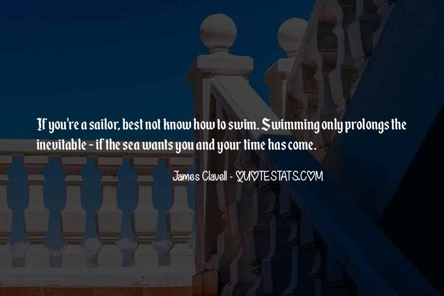 Best Swim Quotes #905340