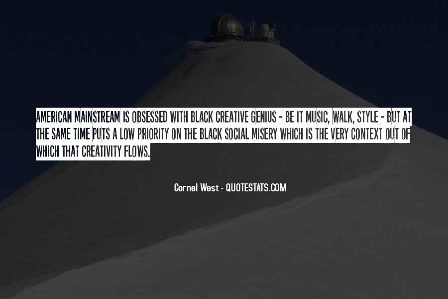 Quotes About Mainstream Music #1771677