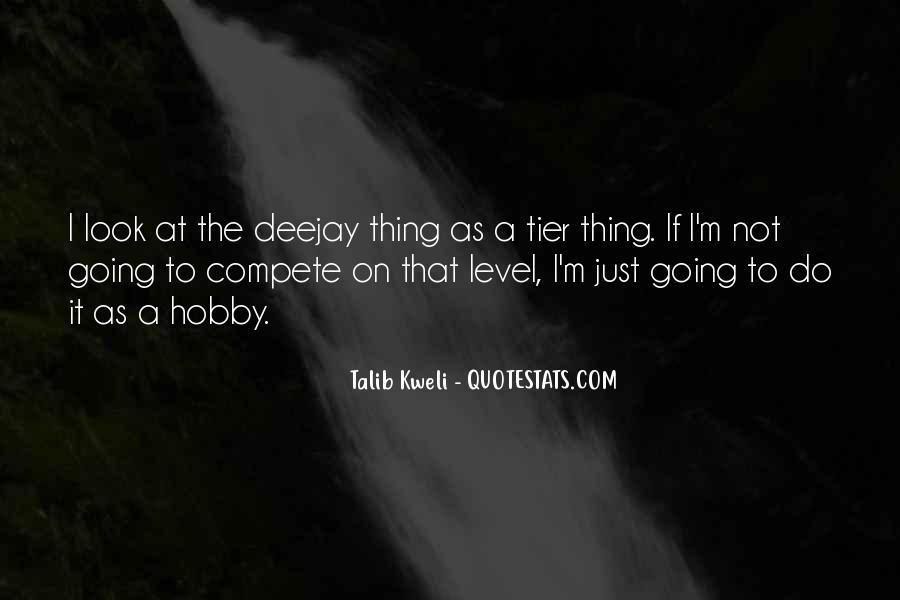 Best Talib Kweli Quotes #102827