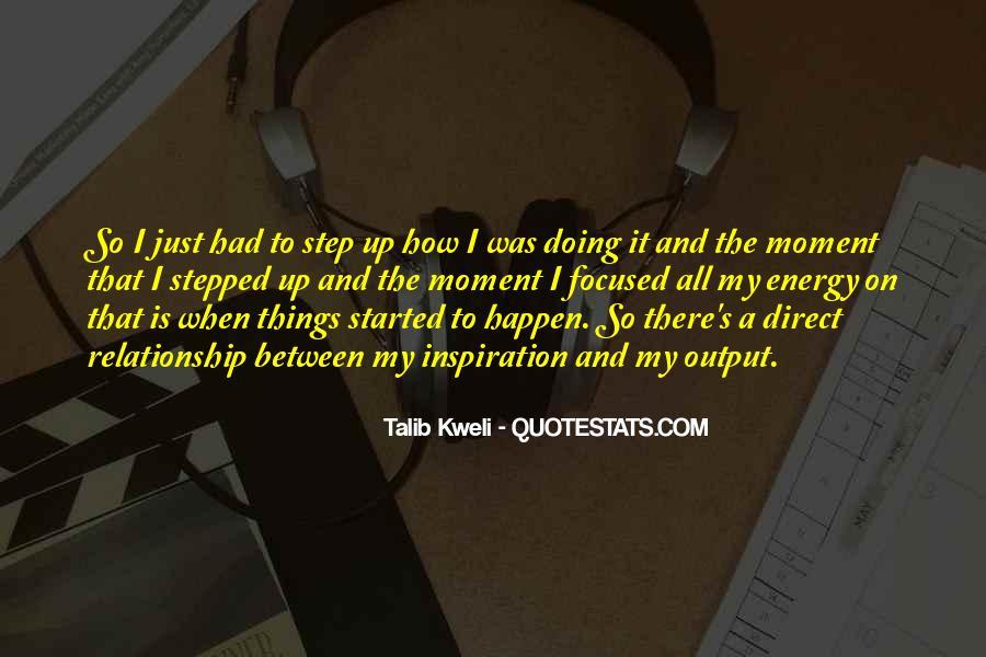 Best Talib Kweli Quotes #226038