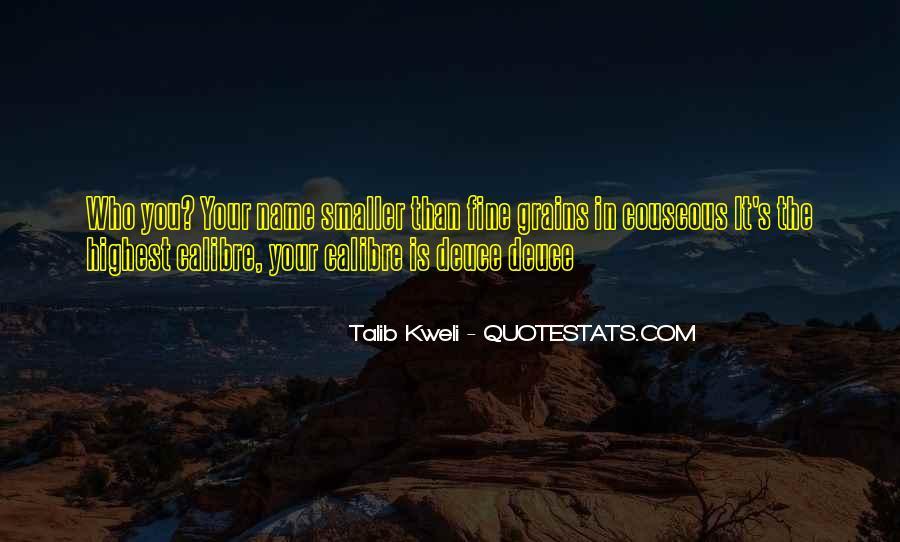 Best Talib Kweli Quotes #334730