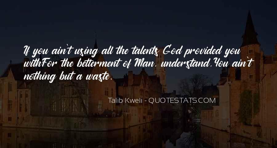 Best Talib Kweli Quotes #53961