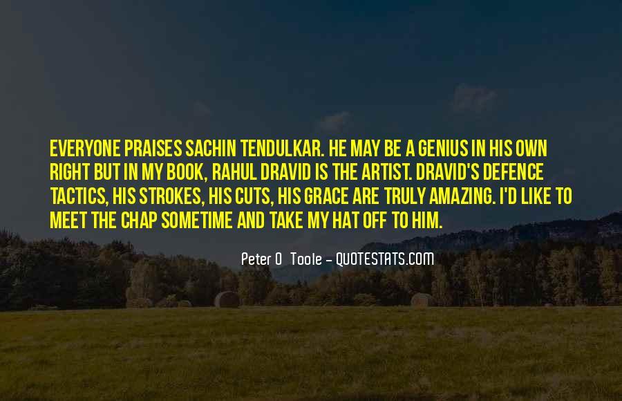 Best Tendulkar Quotes #105265