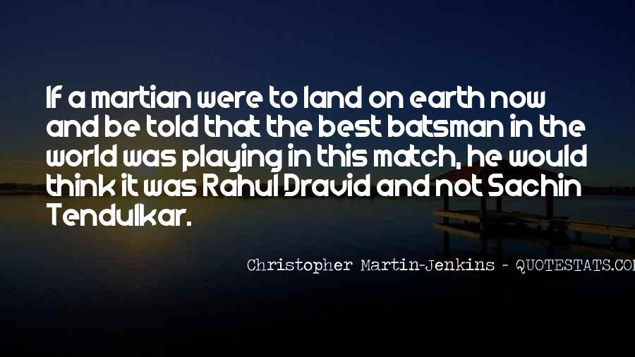 Best Tendulkar Quotes #1214986